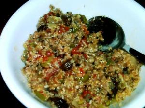 quinoa-beef-picadillo