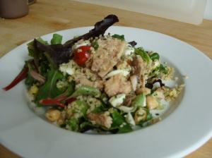 sardine-salad
