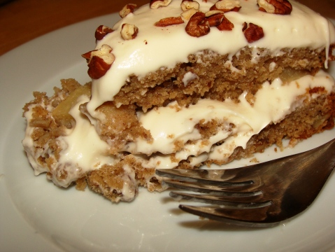 Apple Spice Cake_3